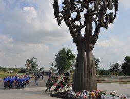 """Бойцы отряда """"Лидер"""" почтили память жертв бесланской трагедии"""