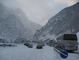 ВГД снег