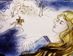 Спящая красавица - заставка