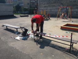 РСО-Алания, Монитринг детских площадок Молодежка ОНФ (7)