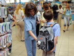 сборы в школу ребенок