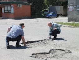 РСО-Алания,Беслан, ул. Суворова (2)