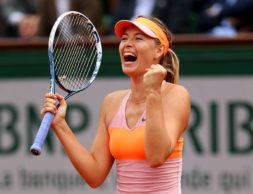 on day ten of the French Open at Roland Garros on June 3, 2014 in Paris, France.