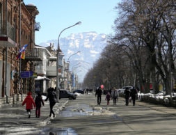 Владикавказ - Проспект Мира - Перспектива 1